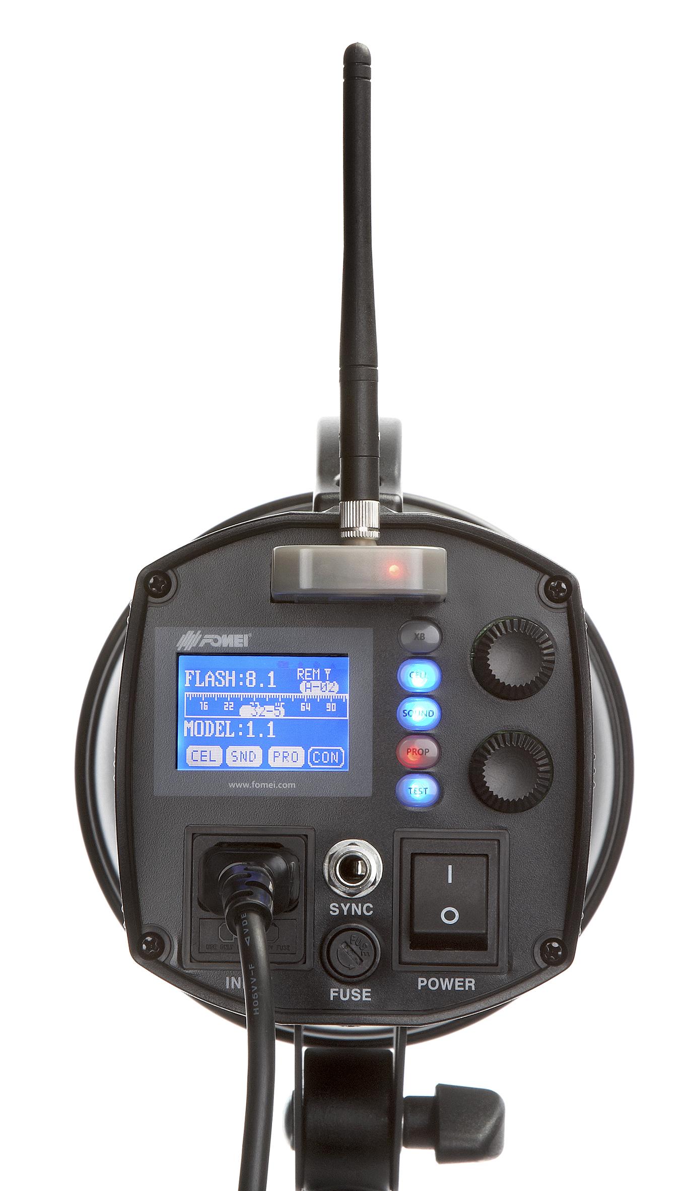 Lampa FOMEI Digital PRO X 700