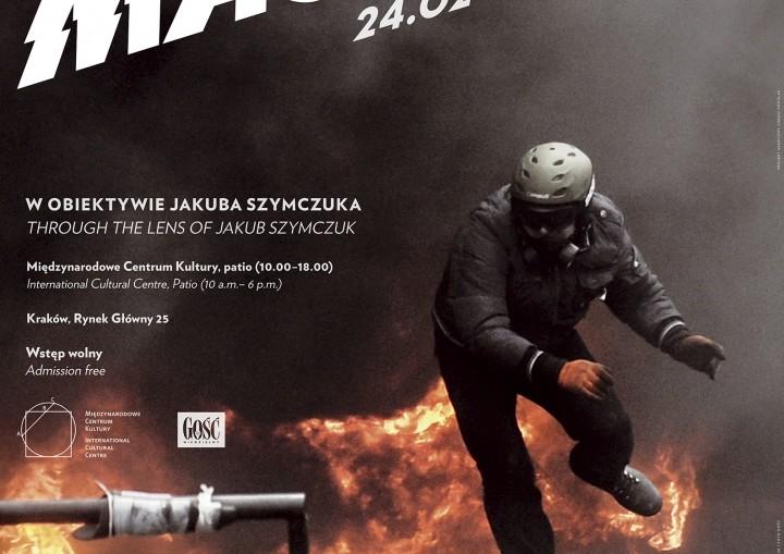 Majdan w obiektywie Jakuba Szymczuka