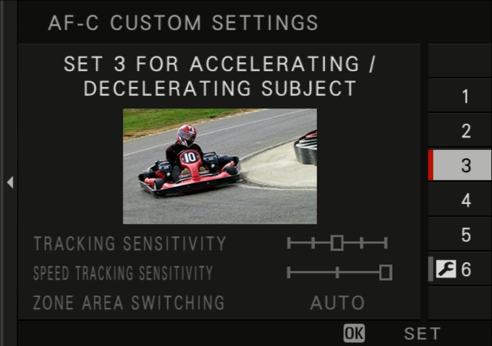 Ekran wyboru programu