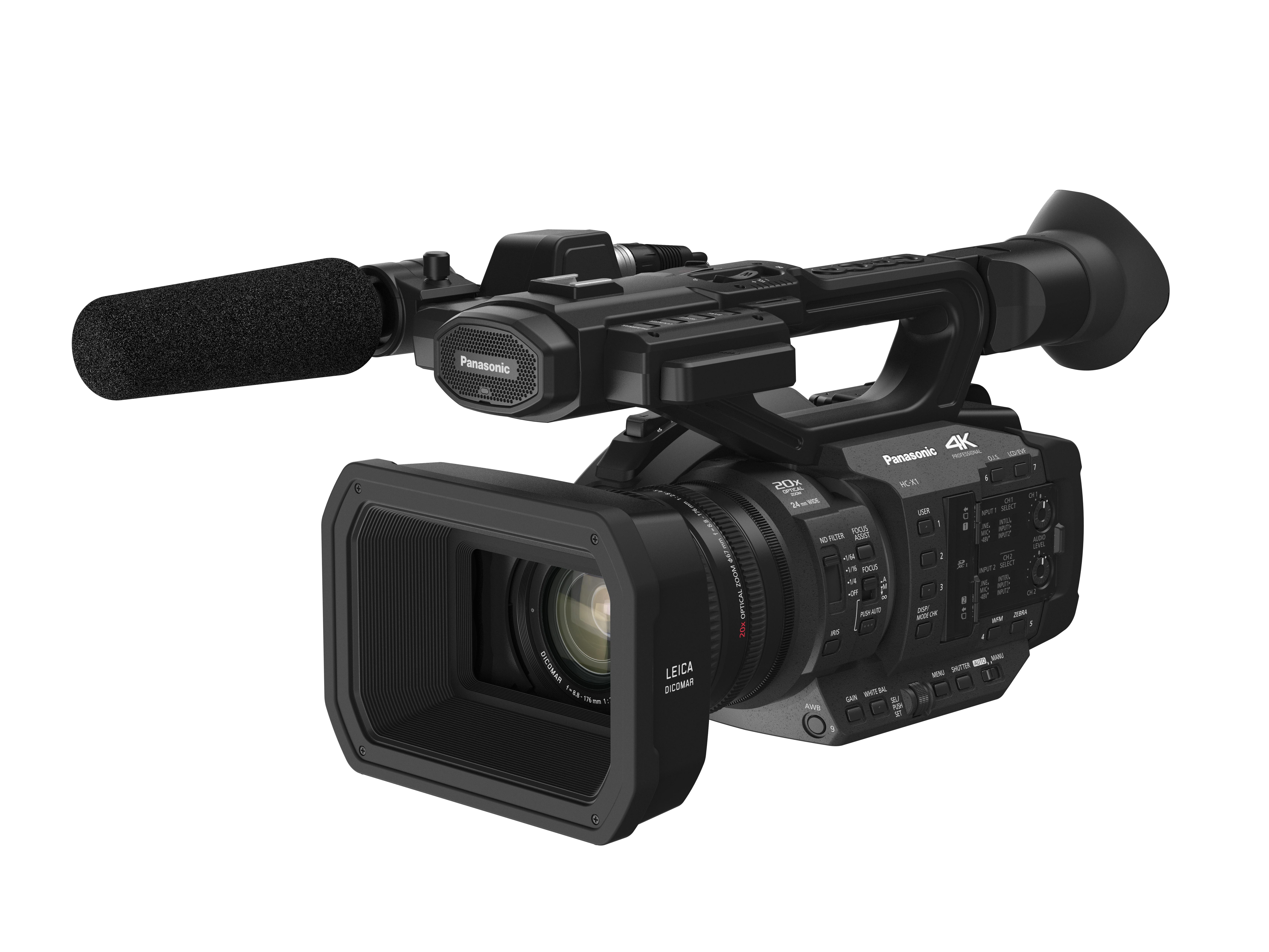 Panasonic HC-X1 - kamera cyfrowa