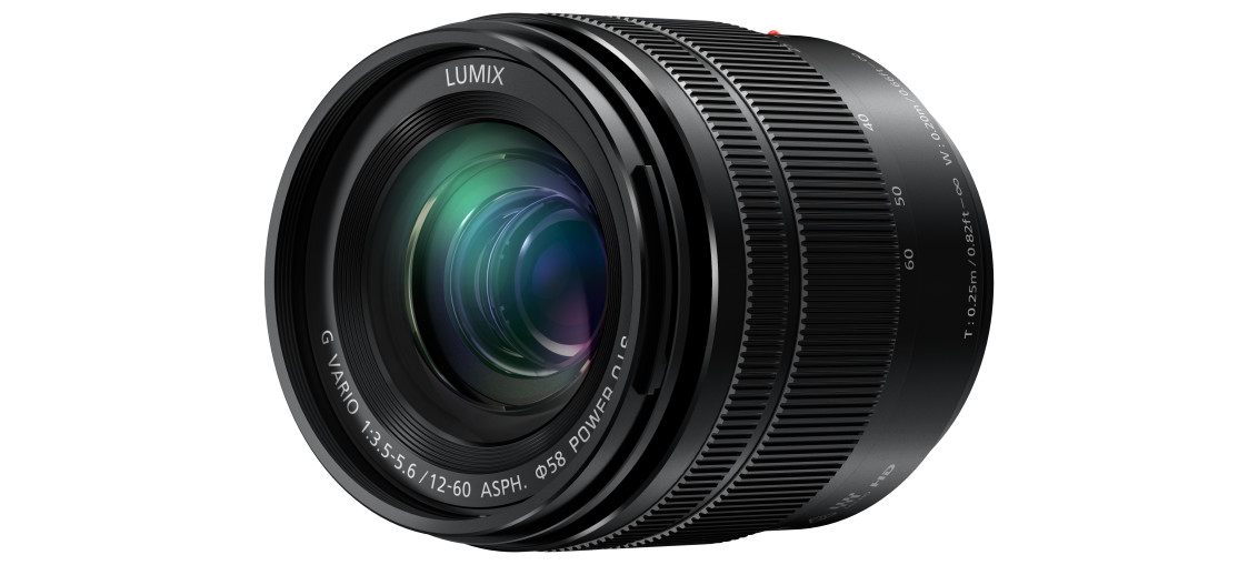 Panasonic LUMIX G VARIO 12–60 POWER O.I.S.