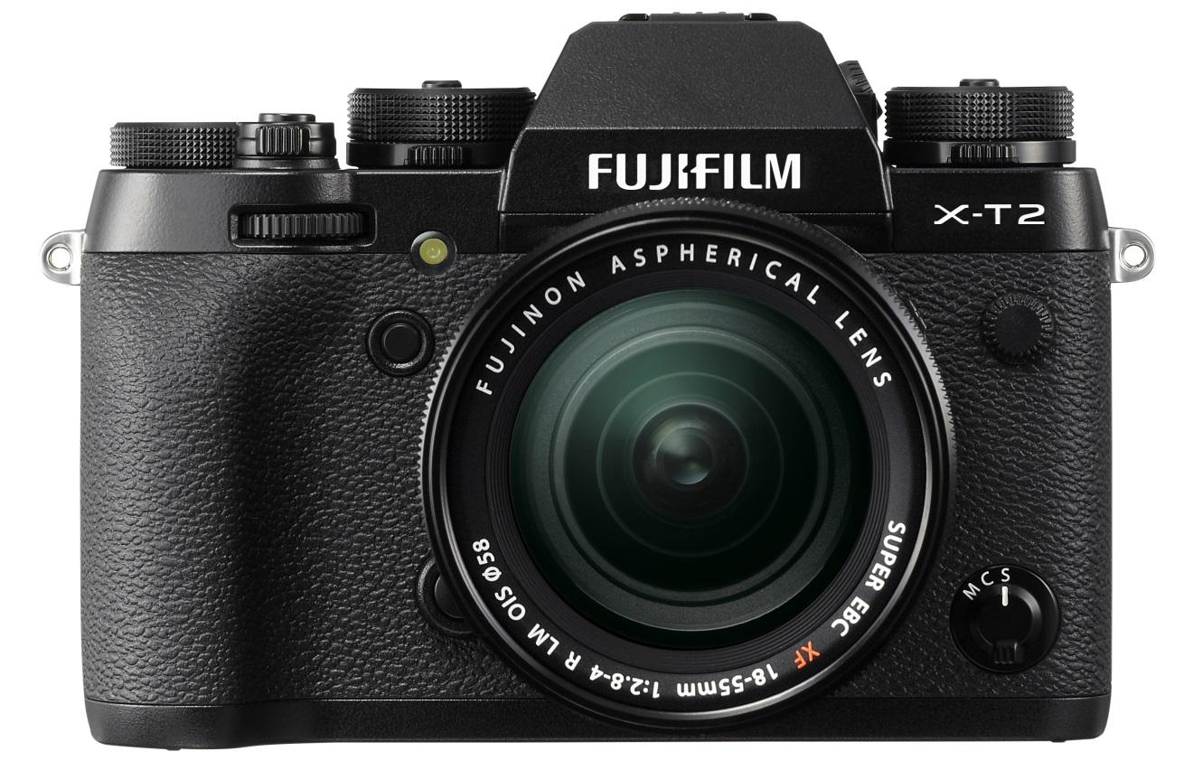 Fuji Film X-T2 BK 18-55mm