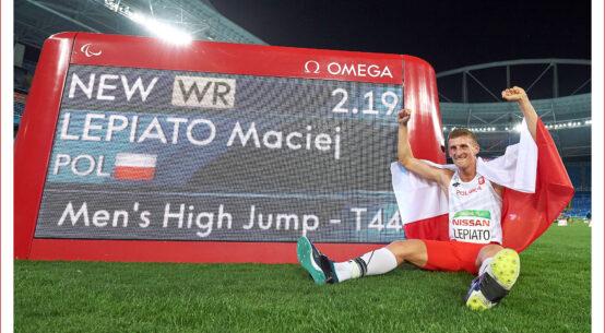 Maciej Lepiatko (lekka atletyka) Igrzyska Paraolimpijskie Rio De Janeiro, Brazylia, 12 września 2016
