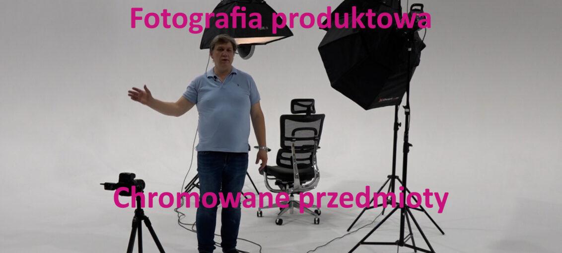 Jak fotografować chromowane przedmioty