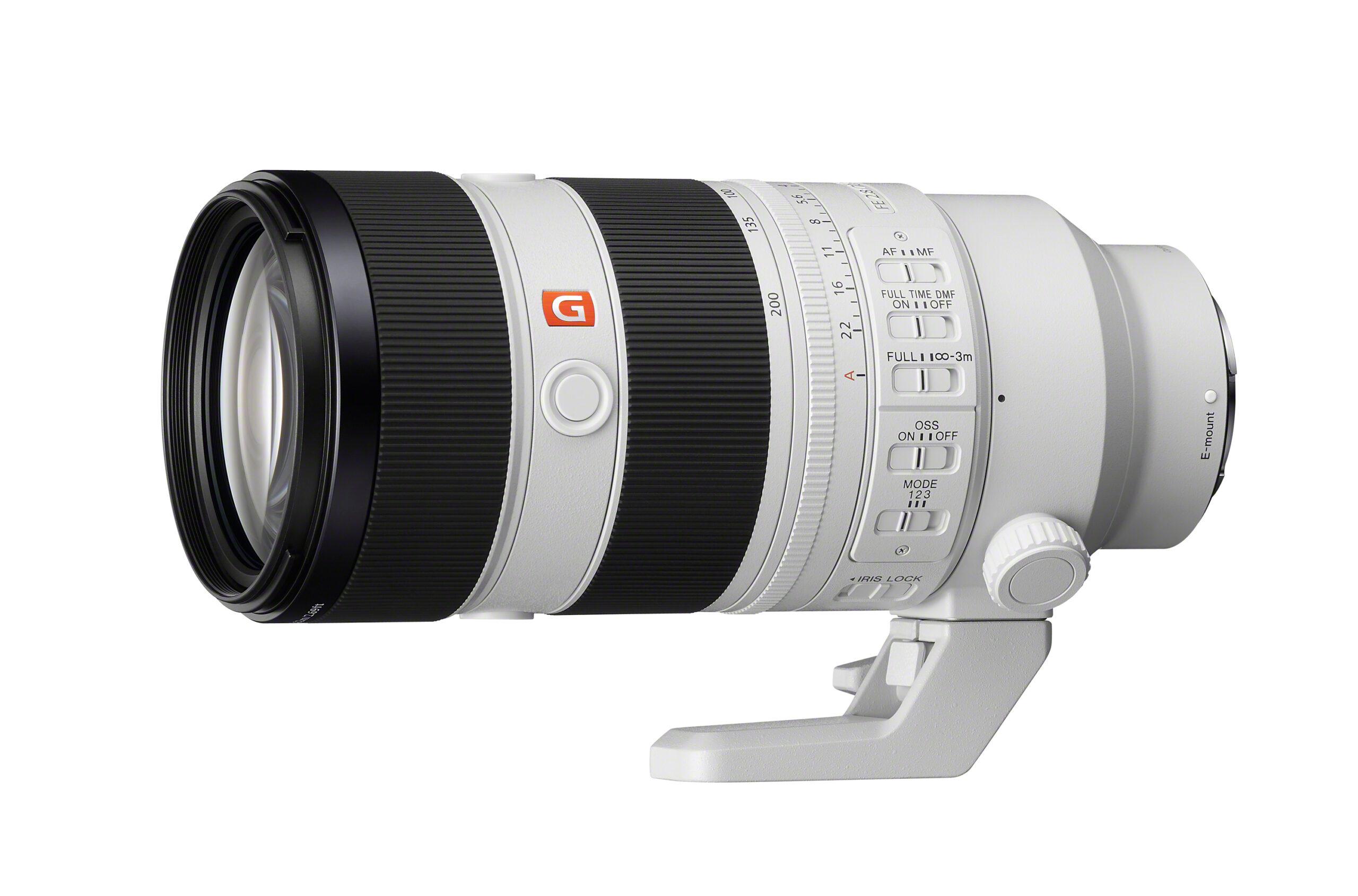 FE 70–200 mm F2,8 GM OSS II